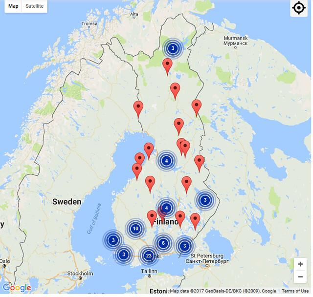 día de la Naturaleza de Finlandia: eventos