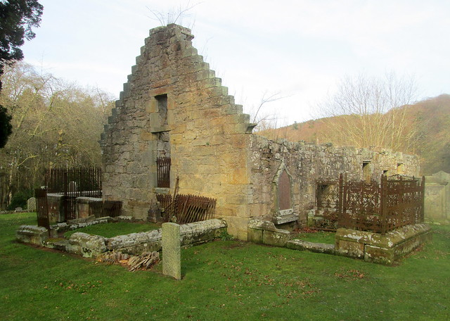 Old Kemback Church