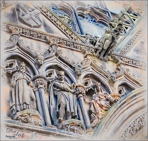 Image of St. Giles Cathedral in Edinburgh, Scotland