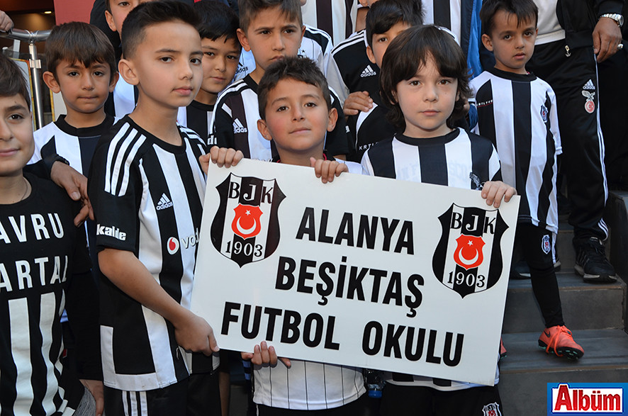 Alanya Beşiktaş Futbol Okulu