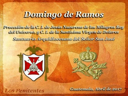 Domino de Ramos San José
