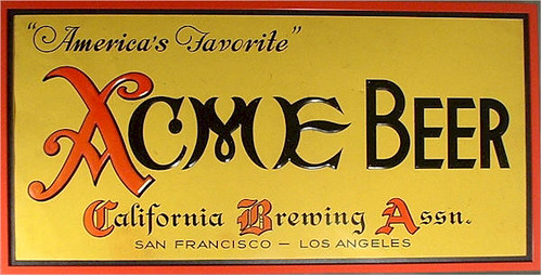 Acme-beer-sign | by jbrookston