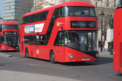 Go-Ahead London LT417 LTZ1417