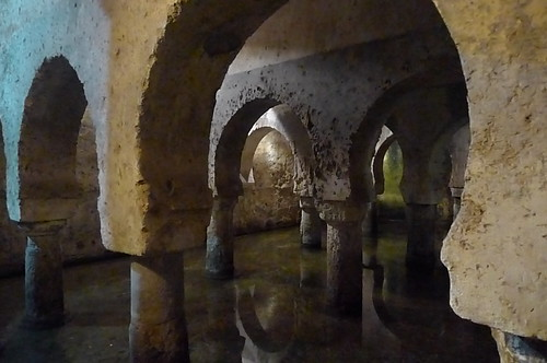 Arab Cistern - Caceres, Spain