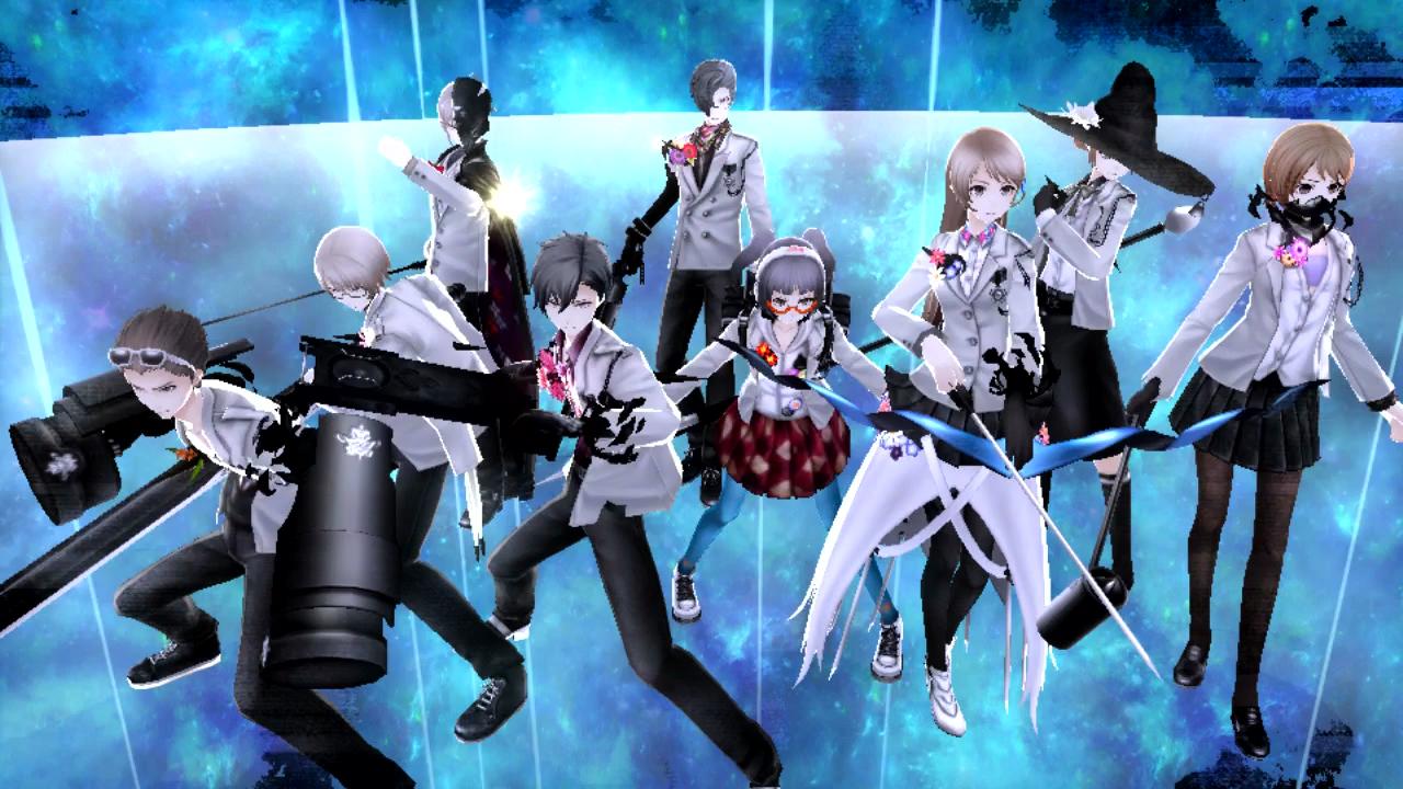 The Caligula Effect выходит на PS Vita в мае