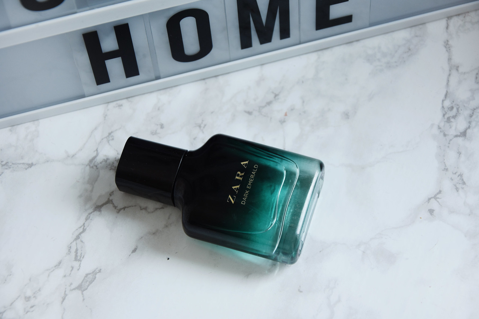 Zara Dark Emerald perfume review
