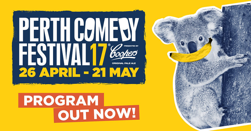 Perth Comedy Festival Program