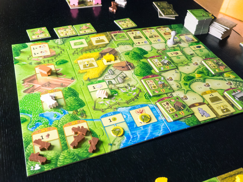 Agricola Strategy Tips: Do's and Don'ts - My Board Game Guides