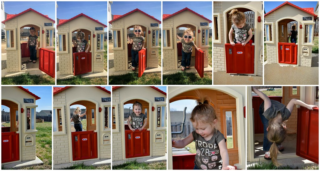fun in the playhouse