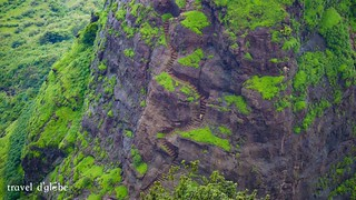 Way to Kalavantin Durg from Prabalmachi village