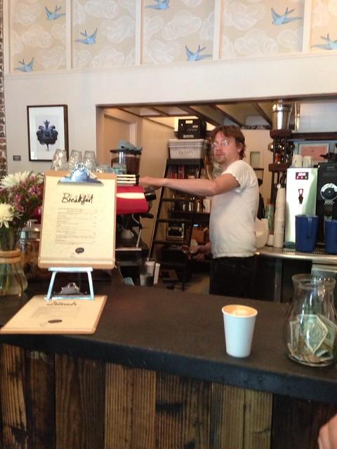 Bluebird Coffee Shop Amsterdam Menu Food Beverages