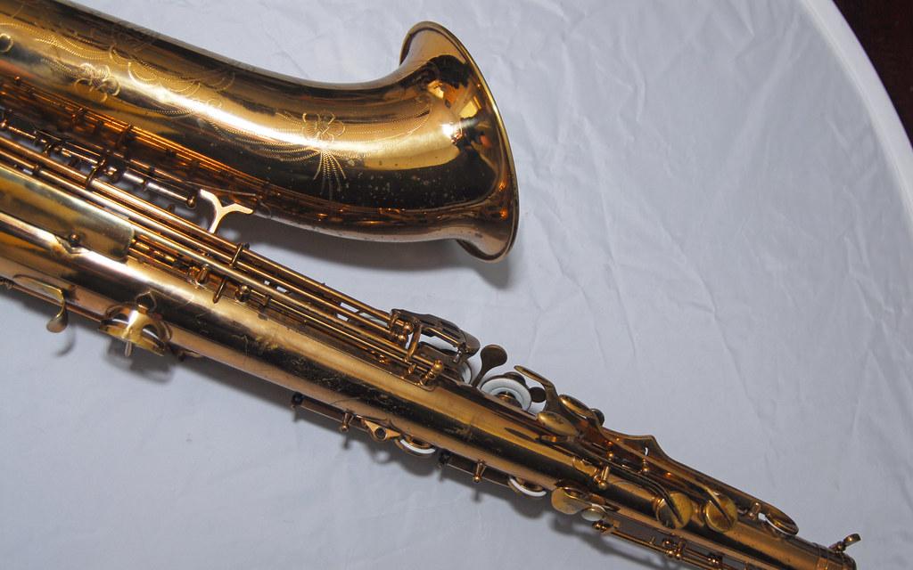 Horn 3 | SML Gold Medal Tenor Saxophone for sale | alexrm78