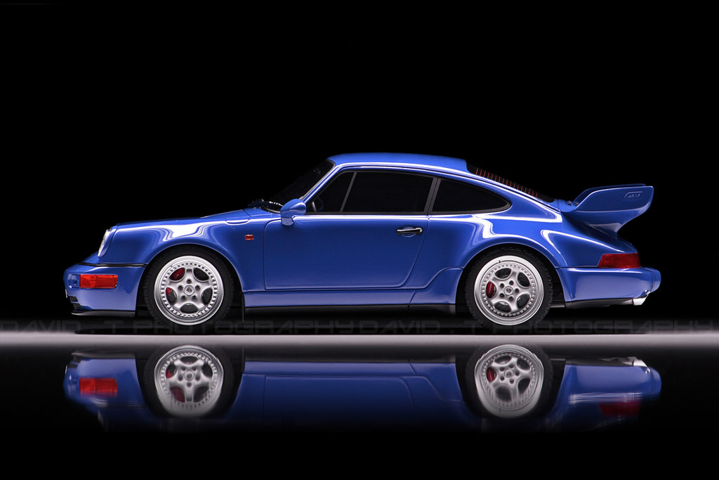 Porsche 911 964 Carrera Rs 3 8 Maritime Blue Gt Spirit