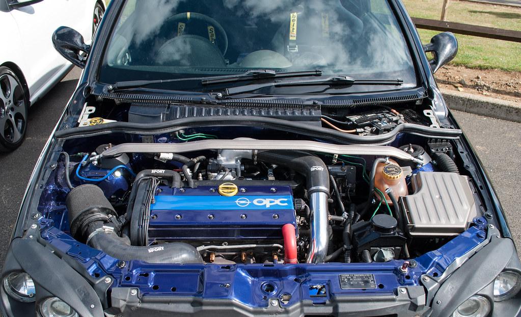 joe u0026 39 s z20let corsa engine bay