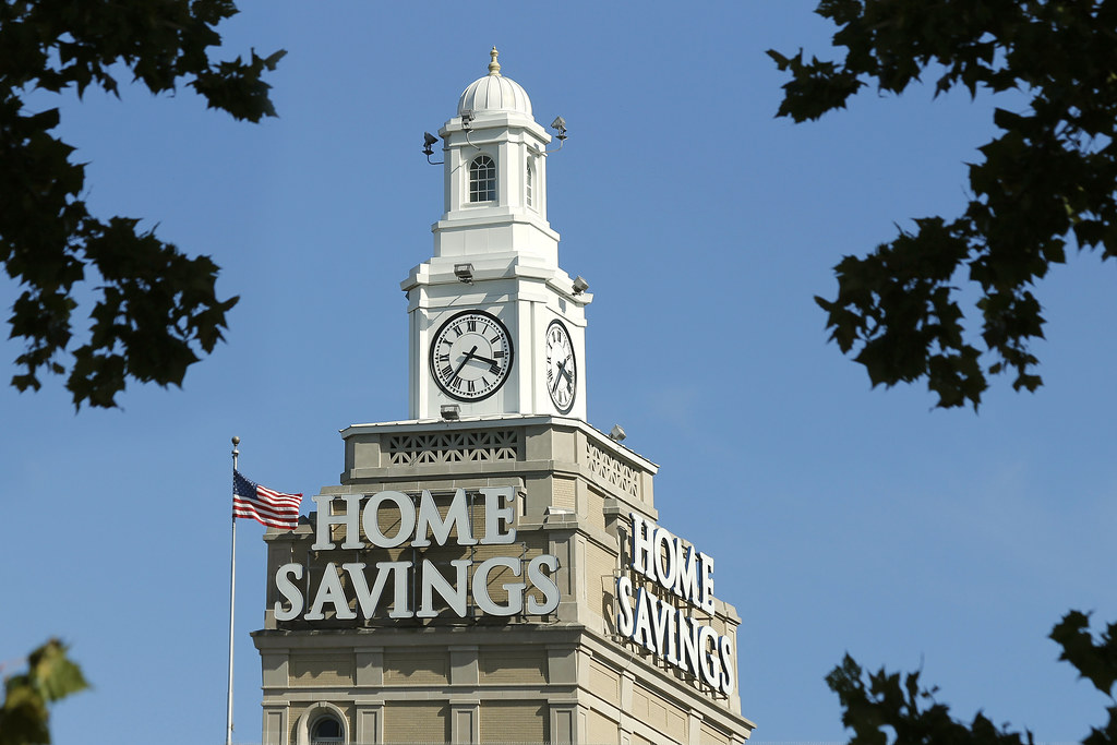 Youngstown ohio home savings loan building how d for Building loan for house