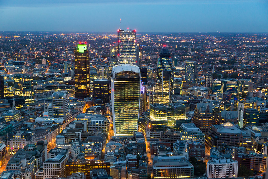 The Square Mile The City Of London Is The Ancient Heart