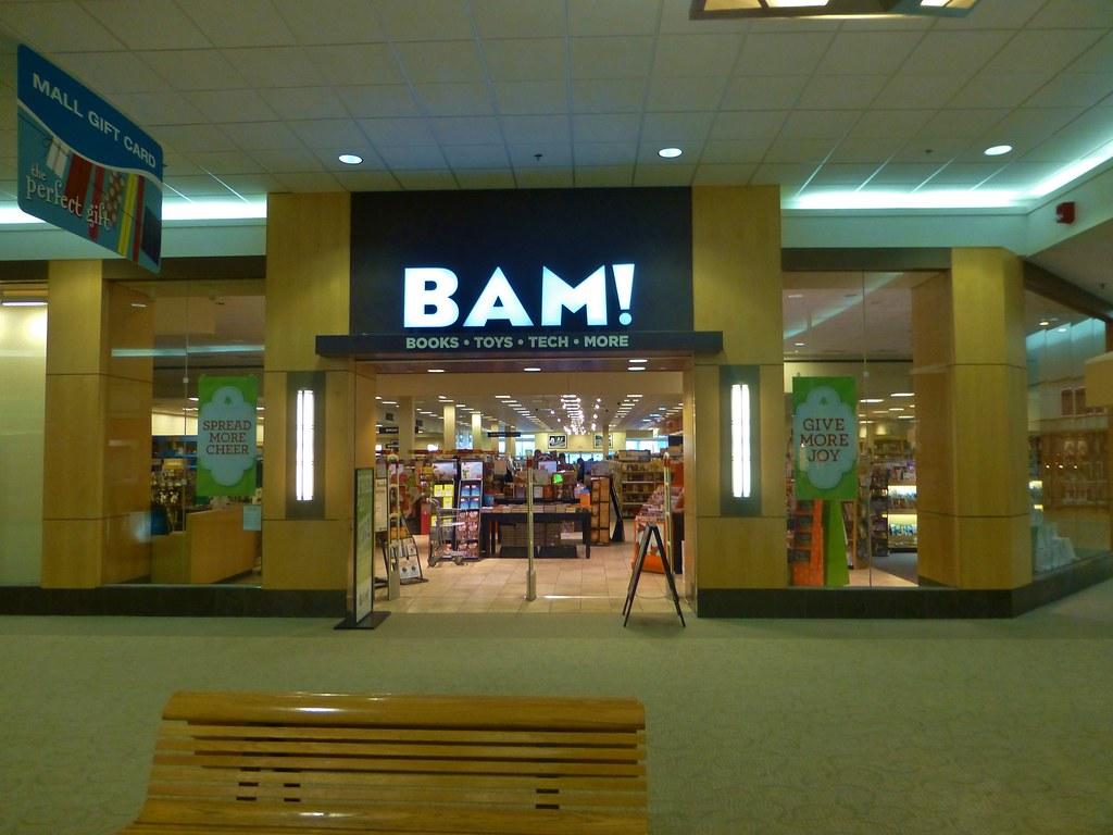bam  sandusky mall