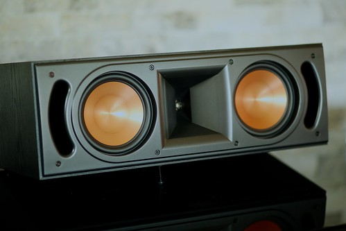 klipsch 39 reference 39 rc 62 ii centre loudspeaker flickr. Black Bedroom Furniture Sets. Home Design Ideas