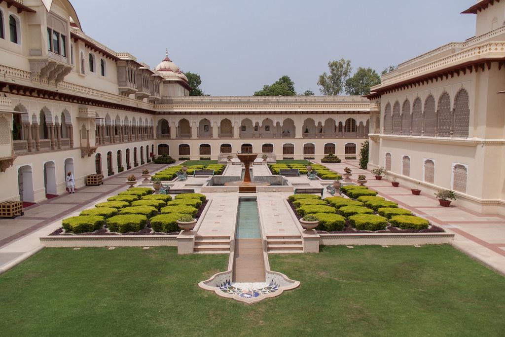 Jaipur Rambagh Palace-3116