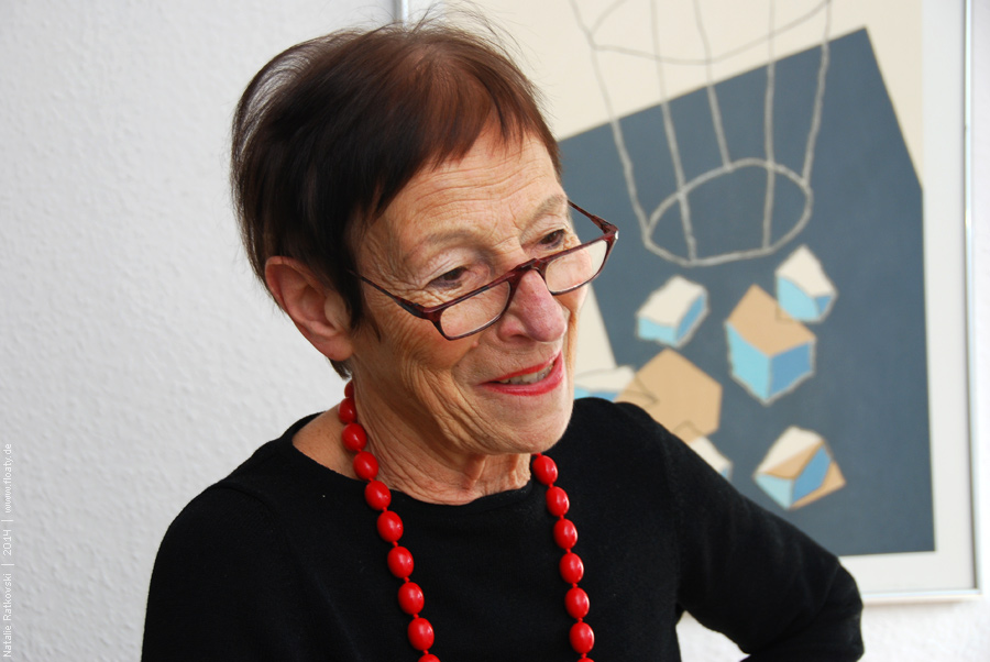 Ceramic artist Barbara Holtmeyer