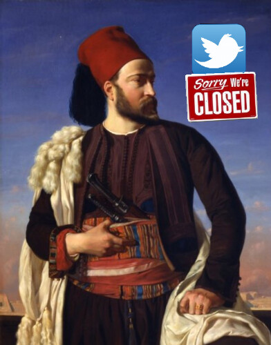 Turkey Tries to Turn Off Twitter, after Franois-Léon Benouville | by Mike Licht, NotionsCapital.com