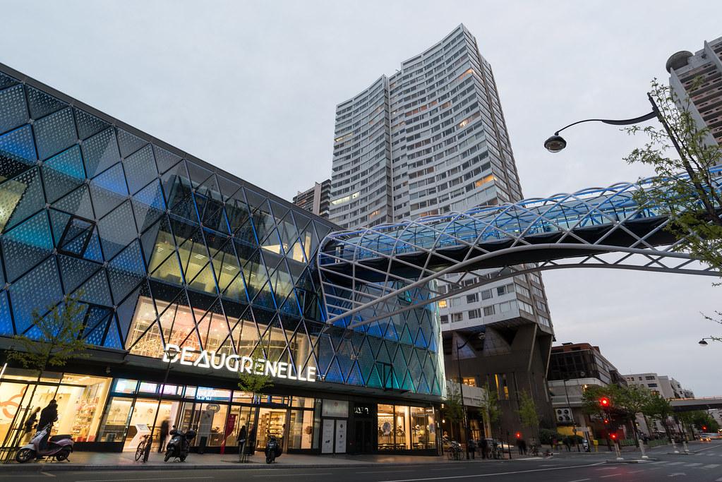 beaugrenelle shopping center paris 15e flickr. Black Bedroom Furniture Sets. Home Design Ideas