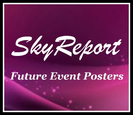 SkyReport Future Event Posters