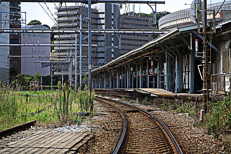 三崎巡り 横須賀駅