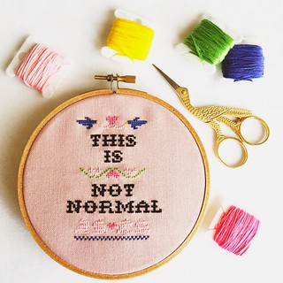 This is not normal | by nosmallfeet