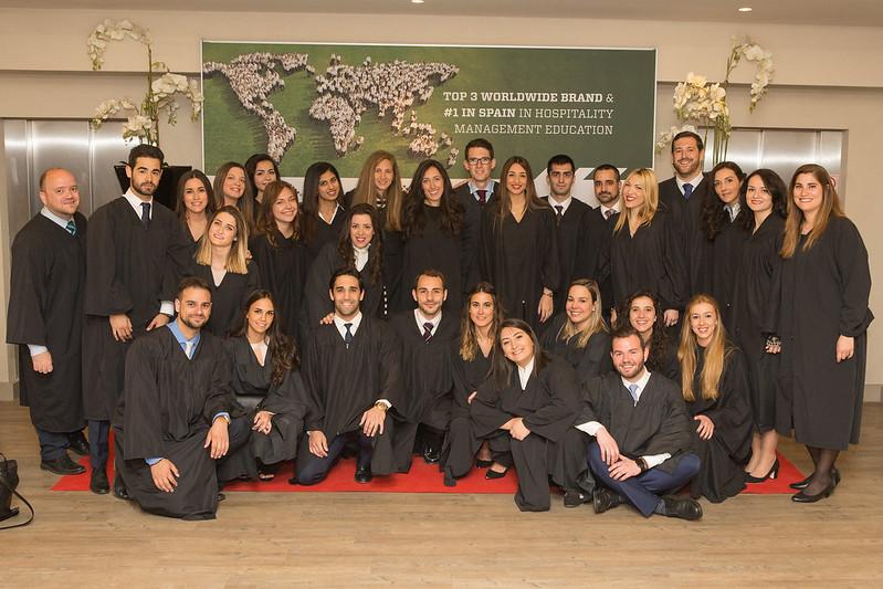 XLIV Closing Ceremony (Postgraduate October) - March 24, 2017