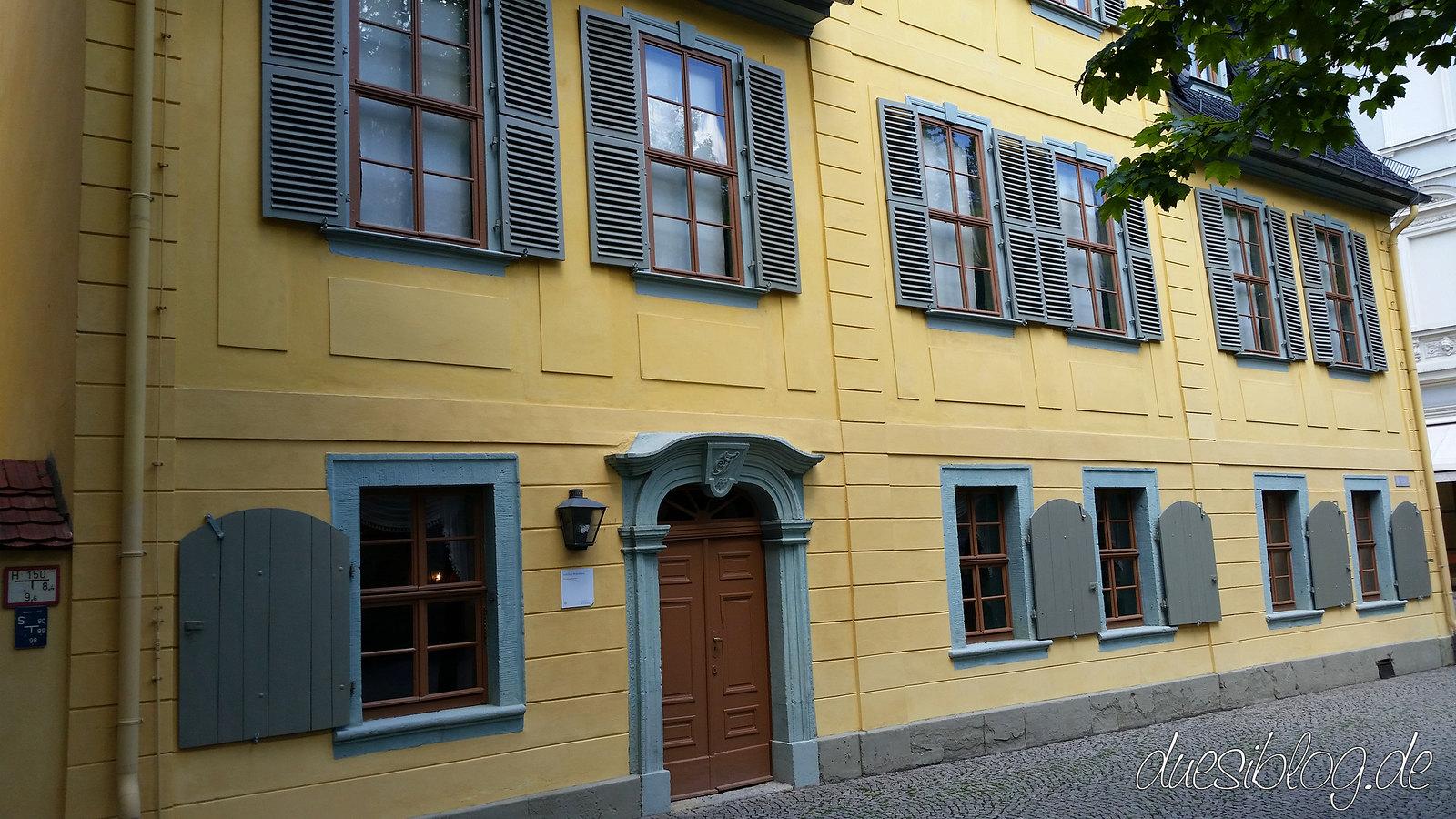 Weimar Schiller Wohnhaus duesiblog 59
