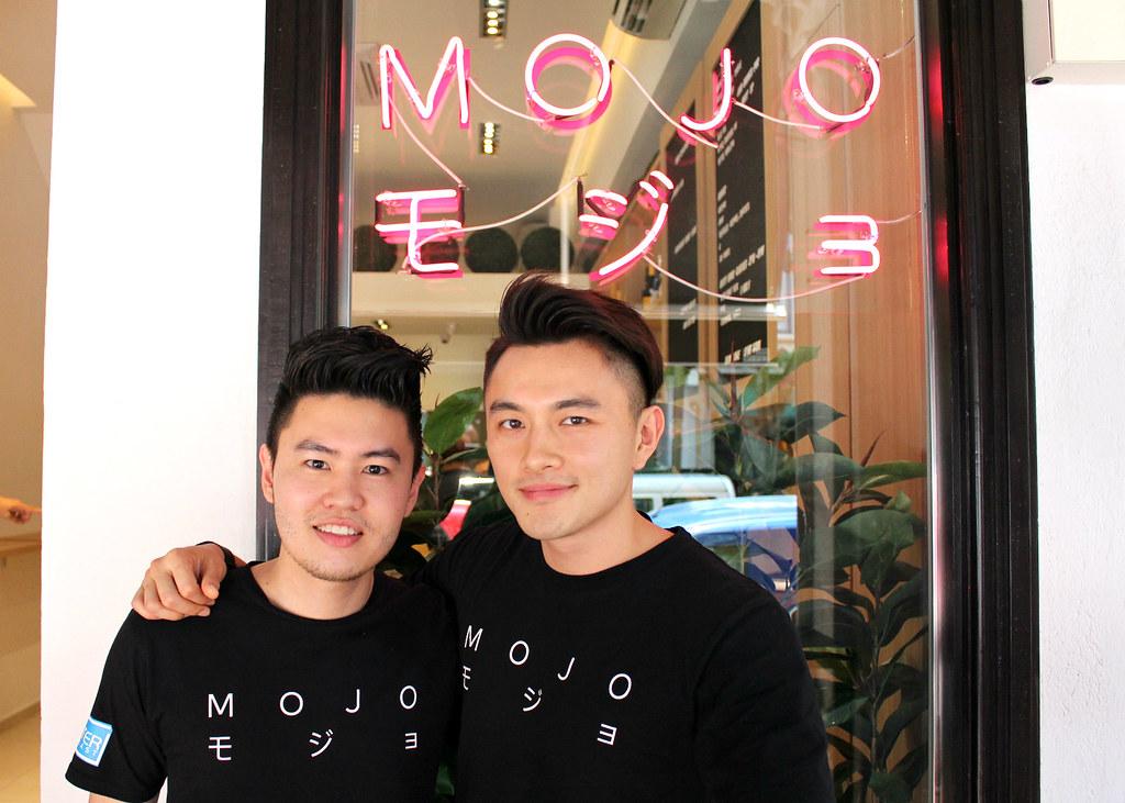 Mojo新加坡Shane Pow