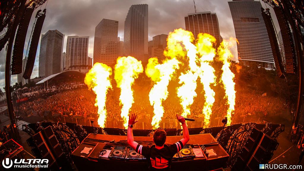 Ultra Music Festival Hardwell