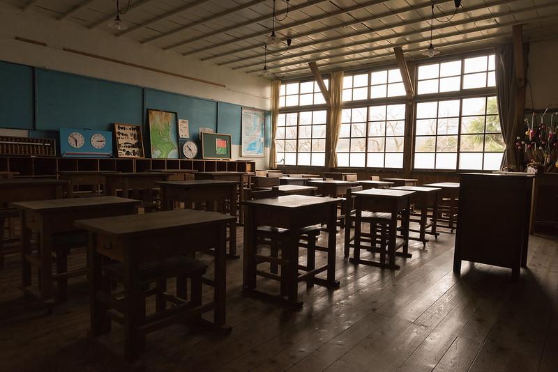 2017年04月 旧上岡小学校