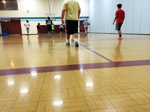 Basketball at the Rec (March 10 2016)