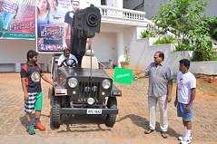 Green Card Movie Pressmeet stills