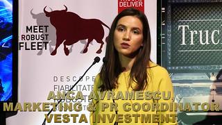 anca avramescu vesta investment
