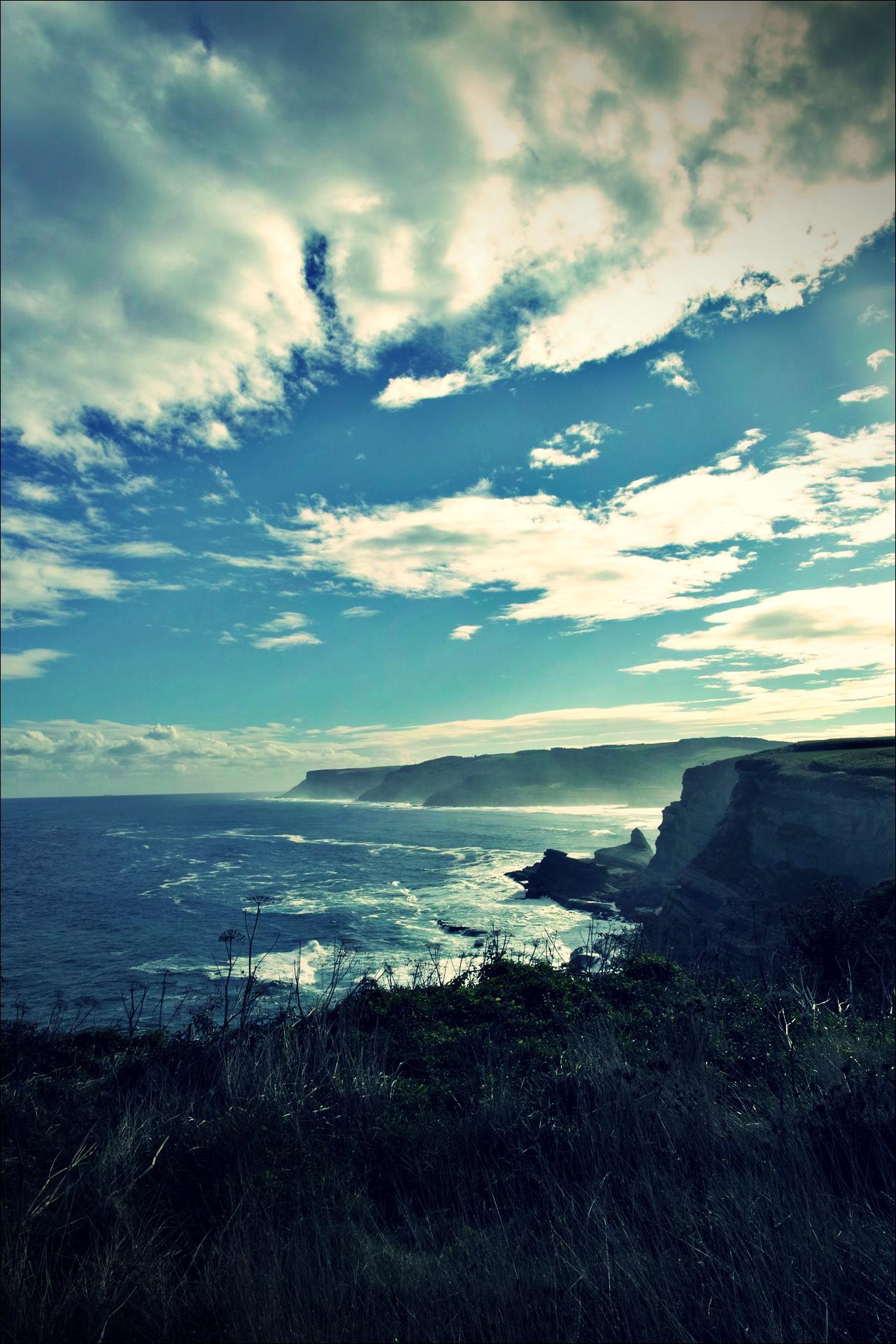대자연-'카미노 데 산티아고 북쪽길. 궤메스에서 산탄데르. (Camino del Norte - Güemes to Santander)'