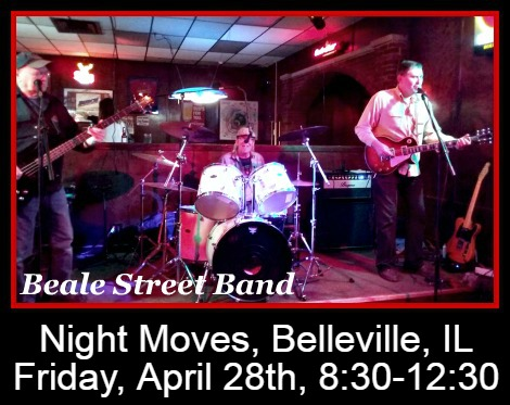 Beale Street Band 4-28-17