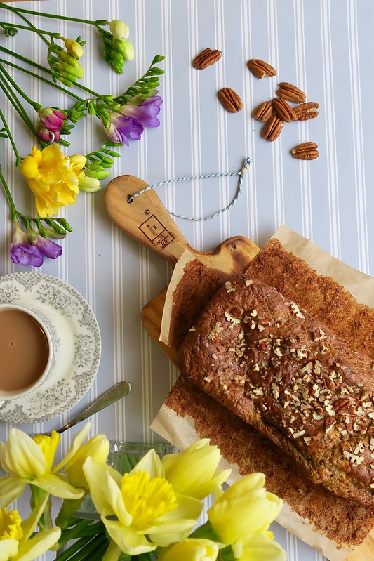 Wanderlust Us Travel Blog - Banana Bread Recipe