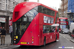 Wrightbus NRM NBFL - LTZ 1483 - LT483 - 11 - Go Ahead London - London 2017 - Steven Gray - IMG_8877