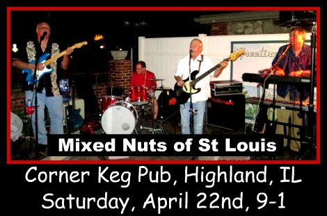 Mixed Nuts of St. Louis 4-22-17
