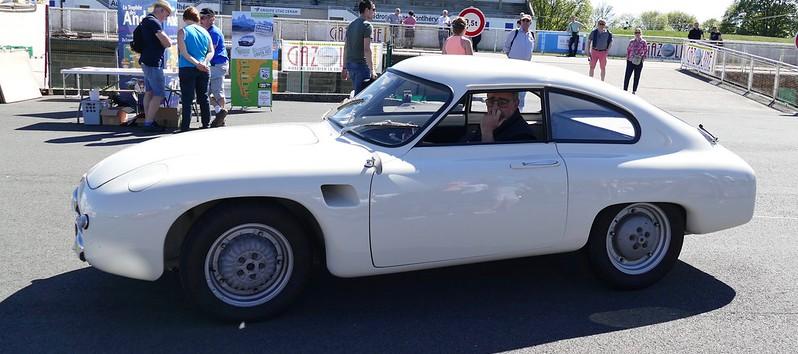 Panhard Charles Deutsch & René Bonnet - Autodrome Linas Montlhéry Avril 2017 33790693182_2677e84c2b_c