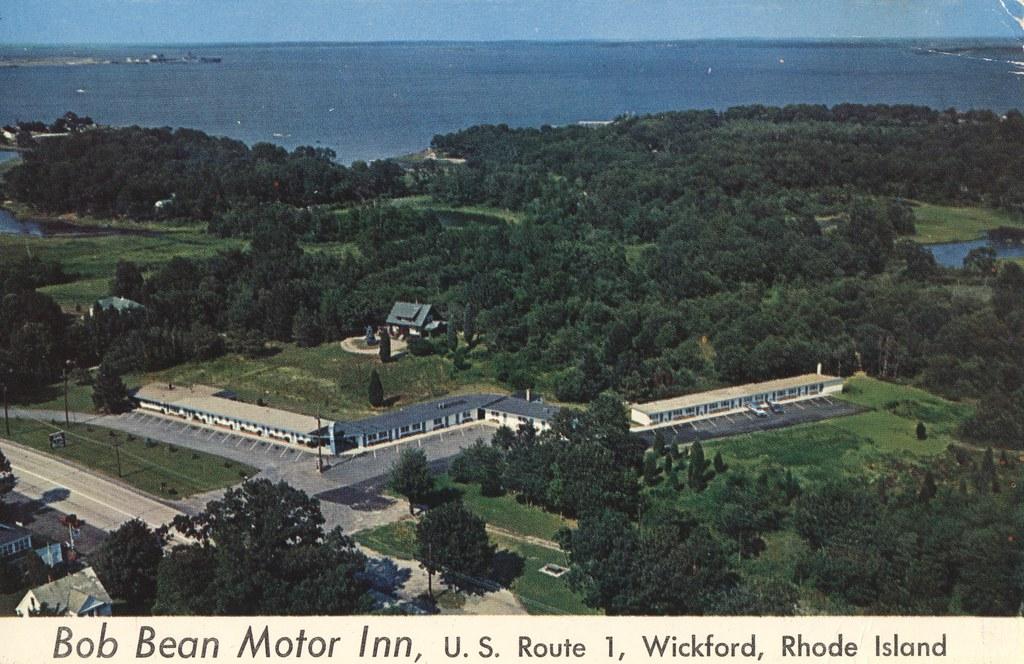Bob Bean Motor Inn - Wickford, Rhode Island