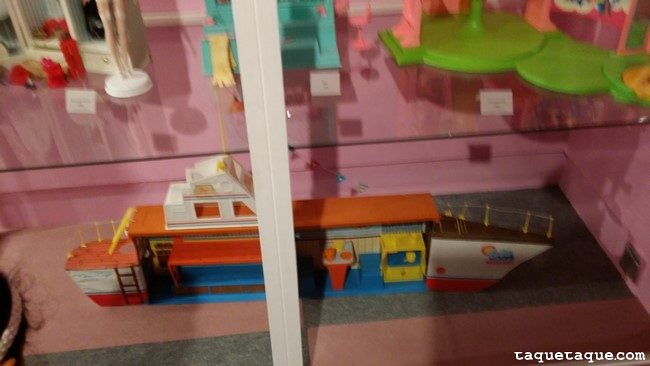Yate de Barbie (Barbie Dream Boat de 1974)