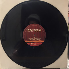 EMINEM:THE EMINEM SHOW(RECORD SIDE-A)