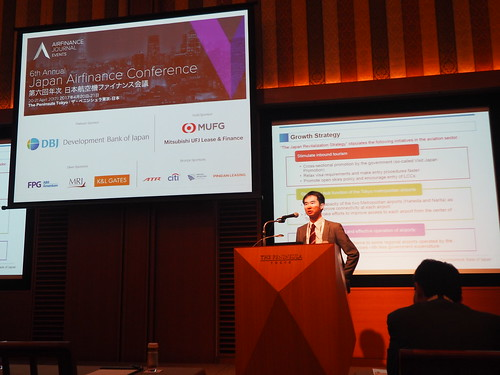 6th Annual Japan Airfinance Conference | Day 1