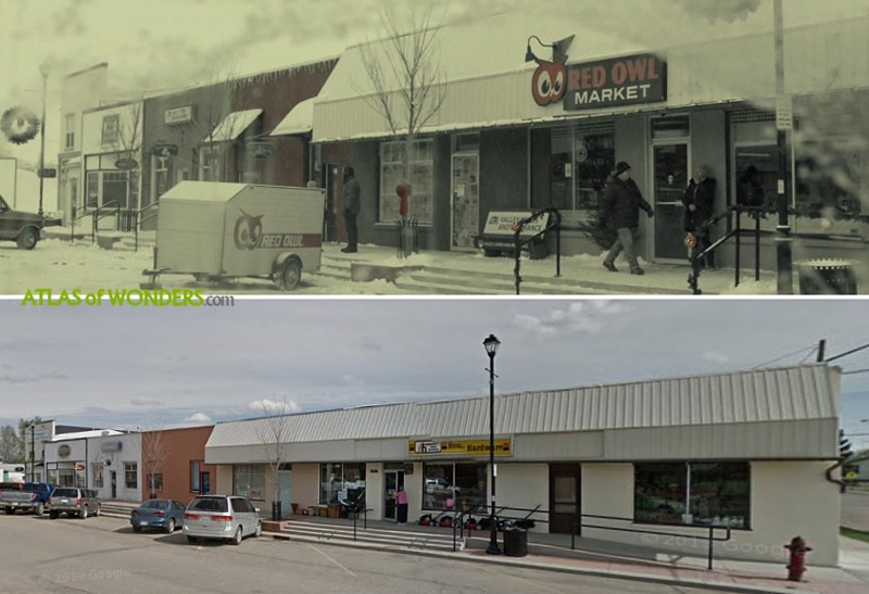 Fargo shooting location