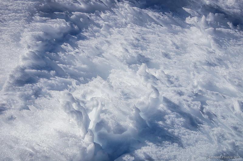 Nieve en Núria