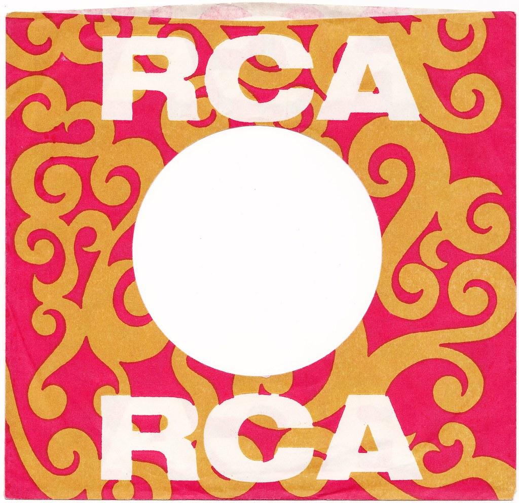 1969 RCA 45 RPM Record...